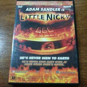 Little Nicky DVD R4 Like New! FREE POST