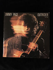 Jimmy Page-Outrider Tour-Concert Program Book-1988