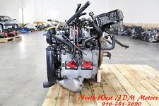 JDM Subaru Forester SF5 Impreza WRX EJ205 Turbo Engine NON-AVCS 2.0L EJ20T