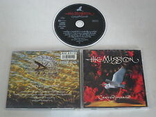 The Mission/Carved in Sand (s42251-2) CD Album