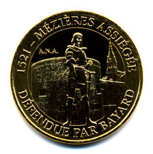 08 CHARLEVILLE-MEZIERES Mézières défendue par Bayard, 2018, Monnaie de Paris