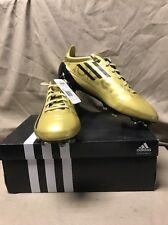 NEW Adidas Adizero 5-Star Football Cleats Gold/Black G47046