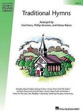 TRADITIONAL HYMNS LEVEL 4    HLSPL (Hal Leonard Student Piano Library (Songbooks