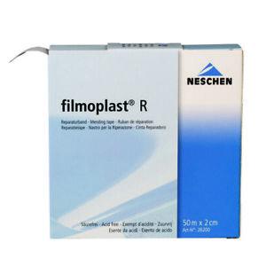 FILMOPLAST R transparent Japanese paper repair tape 2cm x 50m for newspapers etc