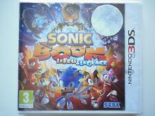 Sonic Boom Le Feu & la Glace Jeu Vidéo Nintendo 3DS