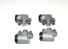 MG TD & TF  SET OF FOUR FRONT WHEEL CYLINDERS