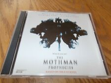 The Mothman Prophecies [Original Motion Picture Soundtrack] * by King Black Acid