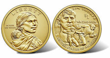 2018-P  NATIVE AMERICAN DOLLAR COINS (Jim Thorpe)