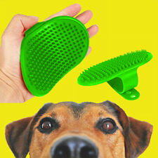 Hair Remover Deshedder Dog Brush Pad Pets Grooming Soft Fur Removal Shedding