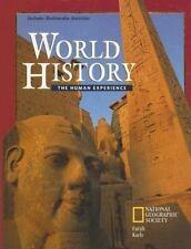 World History: The Human Experience-ExLibrary