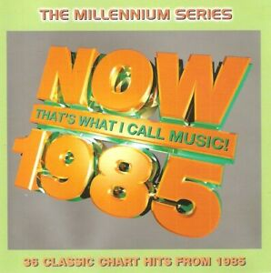 Various - Now That's What I Call Music! 1985: The Millennium Series (2xCD 1999)