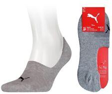 Puma Sport Footie mit Slip Stop Innen ABS Fü�Ÿlinge unsichtbar mit flacher Ferse