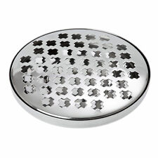 More details for stainless steel round drip tray - thimble measure drip tray small drip tray