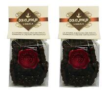 Dolci Aveja - Ferratelline chocolat noir 100 gr PACK 2