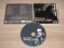 JOHNNY CASH CD - VIAJAR cash / OSO FAMILY in MINT