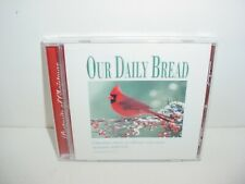 Our Daily Bread: Portraits of Christmas Various Artists CD 2003, Discovery House