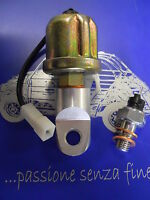 Trasmettitore Pressione Olio Veglia Jaeger per FIAT 500 126 600 Abarth Giannini