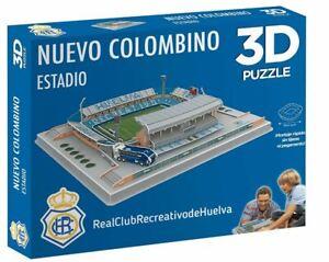 Real Recreativo De Huelva Estadio Nuevo Colombino Stadium 3D Jigsaw Puzzle (efp)