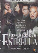 DVD - Como Quien Peirde Una Estrella NEW Jorge Ortin FAST SHIPPING !