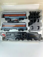 Lionel The Polar Express Ready-To-Play Battery Power Train Set 7-11824 Open Box