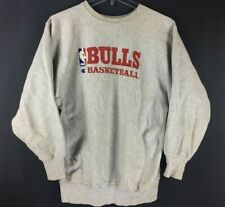 CHICAGO BULLS Jordan/Pippen Vintage 1990s Champion Pull Over Sweatshirt (XXL)