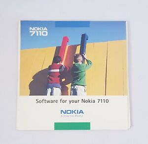Nokia Mobile Phone 7110 Software For Your Nokia CD ROM