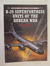 Osprey Book: B-29 Superfortress Units of the Korean War - Combat 42