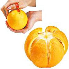 3X Orange Citrus Peelers Lemon Lime Tangerine Grapefruit
