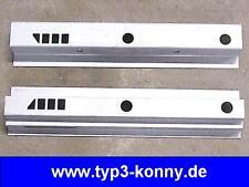 VW 1500 1600 Typ 3 TL Schweller Innenbleche Rechts / Links jeweils 500mm lang