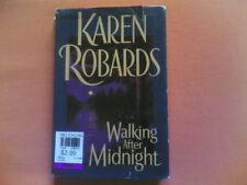 KAREN ROBARDS: WALKING AFTER MIDNIGHT (HB) *TIN*