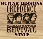 Creedence Clearwater Revival Style Guitar Lessons CCR ! Proud Mary, Lodi, MORE!