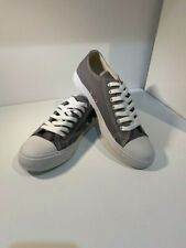Brand New Converse Style Trainer, Size 10, Light Grey with White Laces, all size