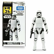 Star Wars First Order Stormtrooper #09 Collection Metal Figure Takara Tomy