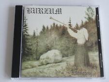 1Burzum - Filosofem (1996) Multipage Booklet, Rare CD