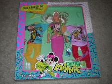 TOTALLY MINNIE Rock 'n Roll Gift Set 3 Outfits & Doll NIP/NEW RARE & HTF 1986