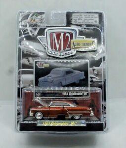 M2 Machines Auto-Thentics 1953 Oldsmobile 98 Red NEW