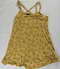 Torrid Womens Floral Strappy Summer Dress   Size 2