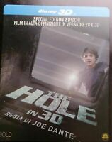 The Hole 3D+2D Steelbook (2 DVD) Special Edition - Blu-ray nuovo