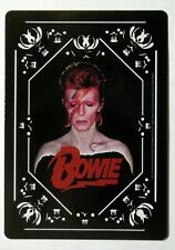 David Bowie Single Swap Playing Card - 1 Card
