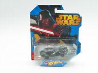 Hot Wheels Star Wars Darth Vader 1:64 2014 New Free Shipping