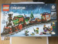 Lego 10254 Treno di Natale raro MISB Natale stagionali RITIRATO