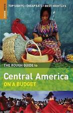 The Rough Guide to Central America on a Budget 1 (Rough Guide Travel-ExLibrary