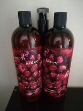 NEW! SEALED! WEN WINTER RED CURRANT Cleansing Conditioner 2x 32oz = HALF GALLON!