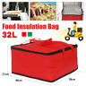 15 ''Waterproof  Delivery Bag Pizza Food Takeaway Restaurant Insulated Storage