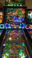Fish Tales FT Lighted Pinball LED Speaker Panel - ULTIMATE