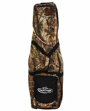 Team REALTREE Soft Golf Club Rolling Mobile Travel Bag for Airline Shipping Bag