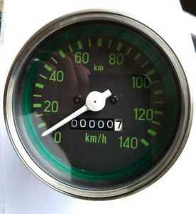 Willy MB Jeep Indicateur de Vitesse 140 Kph 85 MM Diamètre