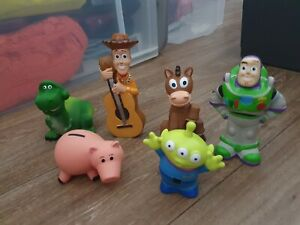 Toy Story Character Childrens Play Set