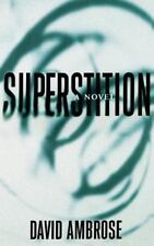 Superstition (Hardback or Cased Book)