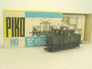 DR Elektrolok E 69  - Piko HO Lok 6200 - #155 -  #E gebr.